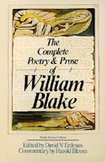 The Complete Poetry and Prose of William Blake af William Blake, Harold Bloom, David V Erdman