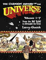 The Cartoon History of the Universe 1-7 (CARTOON HISTORY OF THE UNIVERSE)