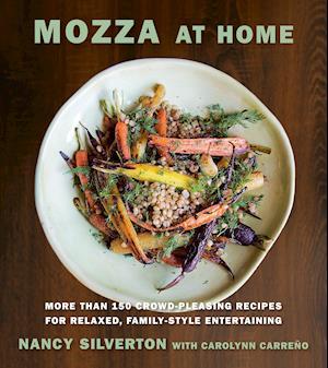 Bog, hardback Mozza at Home af Nancy Silverton