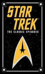 Star Trek: The Classic Episodes (Barnes Noble Leatherbound Classic Collection)