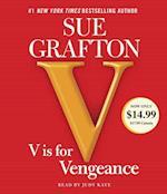 V Is for Vengeance (Kinsey Millhone)