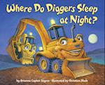 Where Do Diggers Sleep at Night? af Brianna Caplan Sayres