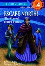 Escape North! The Story of Harriet Tubman af Monica Kulling