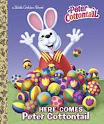 Here Comes Peter Cottontail (Little Golden Books)