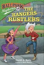 Ballpark Mysteries #12 af David A. Kelly, Mark Meyers