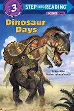 Dinosaur Days (Step Into Reading. Step 3)