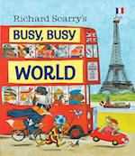 Richard Scarry's Busy, Busy World af Richard Scarry
