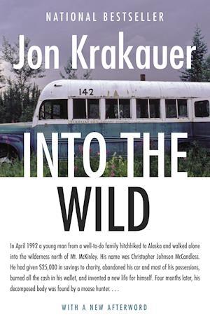 Bog, paperback Into the Wild af Jon Krakauer