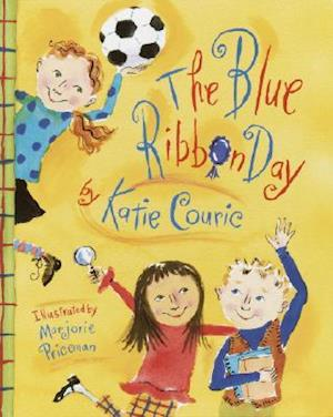 Bog, hardback The Blue Ribbon Day af Katie Couric