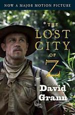 Lost City of Z af David Grann