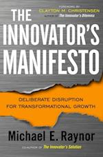 Innovator's Manifesto