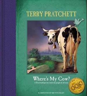 Få Where's My Cow? af Terry Pratchett som Hardback bog på engelsk -  9780385609371