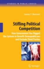 Stifling Political Competition af James Bennett