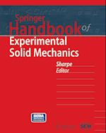 Springer Handbook of Experimental Solid Mechanics (Springer Handbooks)