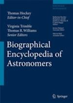 Biographical Encyclopedia of Astronomers af Thomas Williams, F Jamil Ragep, Richard A Jarrell