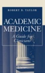 Academic Medicine af Robert Taylor