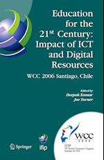 Education for the 21st Century, Impact of ICT and Digital Resources af Deepak Kumar