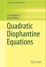 Quadratic Diophantine Equations (Springer Monographs in Mathematics, nr. 40)