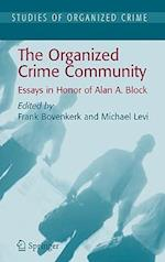 The Organized Crime Community af Frank Bovenkerk, Michael Levi