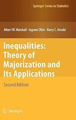 Inequalities: Theory of Majorization and Its Applications af Ingram Olkin, Barry Arnold, Albert W Marshall