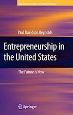 Entrepreneurship in the United States af Paul Reynolds