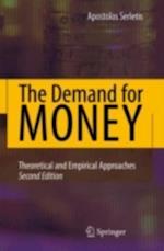 Demand for Money af Apostolos Serletis