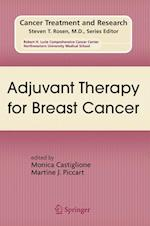 Adjuvant Therapy for Breast Cancer (Cancer Treatment and Research, nr. 151)