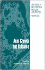 Axon Growth and Guidance (ADVANCES IN EXPERIMENTAL MEDICINE AND BIOLOGY, nr. 621)