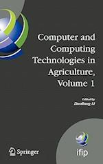 Computer and Computing Technologies in Agriculture (Ifip Advances in Information and Communication Technology, nr. 258)