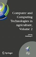 Computer and Computing Technologies in Agriculture (Ifip Advances in Information and Communication Technology, nr. 259)