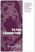 Drug Targets in Kinetoplastid Parasites (ADVANCES IN EXPERIMENTAL MEDICINE AND BIOLOGY, nr. 625)