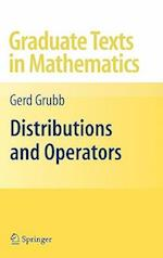 Distributions and Operators (GRADUATE TEXTS IN MATHEMATICS, nr. 252)