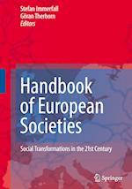 Handbook of European Societies af Stefan Immerfall