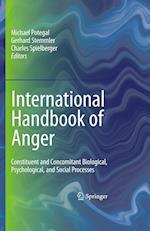International Handbook of Anger af Gerhard Stemmler, Charles D Spielberger, Michael Potegal