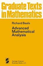 Advanced Mathematical Analysis af Richard Beals