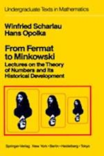 From Fermat to Minkowski (Undergraduate Texts in Mathematics)