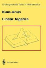 Linear Algebra af Klaus Janich