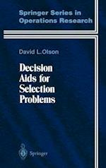 Decision Aids for Selection Problems