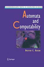 Automata and Computability (Undergraduate Texts in Computer Science)