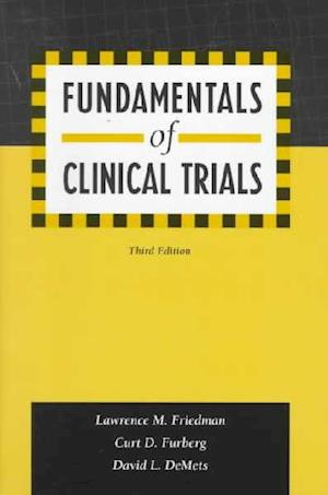 Bog, paperback Fundamentals of Clinical Trials af Lawrence M. Friedman