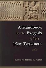 Handbook to the Exegesis of the New Testament af Stanley E. Porter