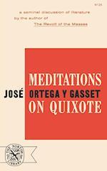 Meditations on Quixote af Jose Ortega y. Gasset