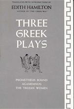 Three Greek Plays
