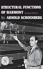 Structural Functions of Harmony af Arnold Schoenberg