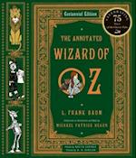 Annotated Wizard of Oz af L Frank Baum, Michael Patrick Hearn, W W Denslow