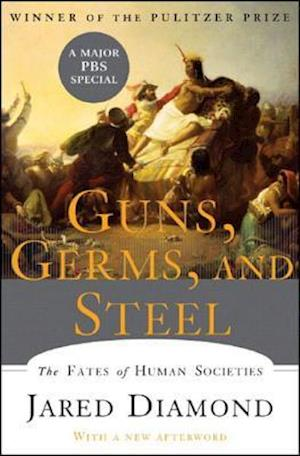 Bog, hardback Guns, Germs, And Steel af Jared Diamond