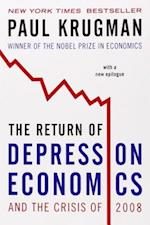 The Return of Depression Economics and the Crisis of 2008 af Paul Krugman