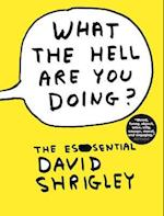 What the Hell Are You Doing? af David Shrigley, Will Self