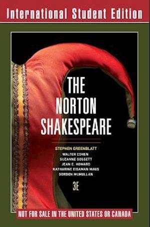 Bog paperback Norton Shakespeare 3E International Student Edition with Registration Code af Stephen Greenblatt