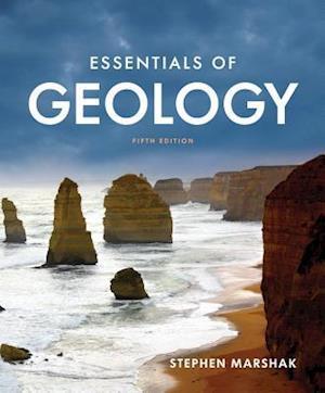 Bog paperback Essentials of Geology 5E af Stephen Marshak